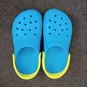 Crocs Slippers Unisex Blue